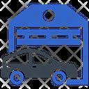 Car Vehicles Garage Icon