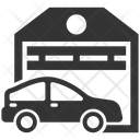 Car Vehicles Garage Icon