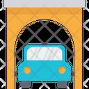 Car Garage Transport Car Icon
