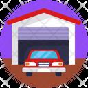 Car Garage Car Garage Icon