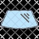 Car Glass Icon