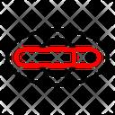 Car Door Handle Icon