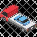 Car Hauler Icon