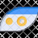 Car Headlight Icon