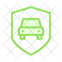 Car Shield Vehicle Icon