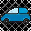 Car Vehicle Insurance Icon