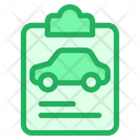 Auto Insurance Car Vehicle Insurance Icon