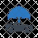 Insurance Car Vehicle Icon