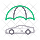 Life Insurance Vehicle Icon