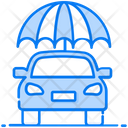 Car Insurance Auto Insurance Vehicle Protection Icon