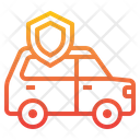 Car Insurance Transport Icon