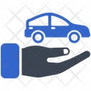 Car Vehicles Auto Insurance Icon