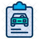 Auto Insurance Vehicle Insurance Insurance Policy Icon