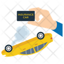Car Insurance Card Automobile Insurance Accident Insurance Icon