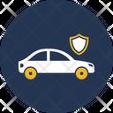 Car Insurance Shield Icon