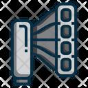 Car Intake Icon