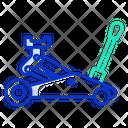 Car Jack Jack Car Part Icon