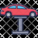 Car Jack Lift Car Lifter Icon