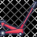Car Jack Jack Lift Icon