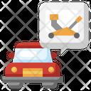 Car Jack Icon