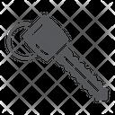 Car Key Auto Icon