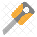 Key Machine Motor Icon