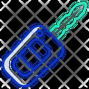 Car Key Key Car Icon