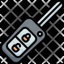 Car Key Vehicle Icon