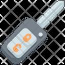 Car Key Lock Icon