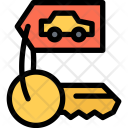 Car Keys Vehicle Icon