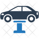 Car Lift Car Auto Icon