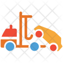 Car Lifter Icon