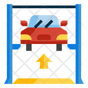 Icar Lifter Repair Icon