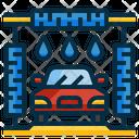 Icar Wash Service Icon