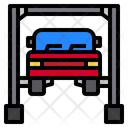 Lifter Car Car Repair Icon