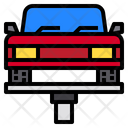 Lifter Car Automobile Icon