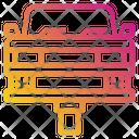 Lifter Car Automobile Icon