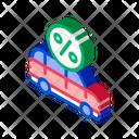 Bill Business Car Icon