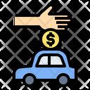 Asset Car Credit Icon