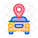 Geolocation Machines Location Icon