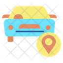 Car Location Icon