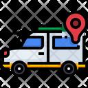 Car Location Vehicle Location Car Icon
