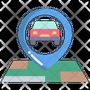 Car Location Icon