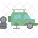 Maintenance Car Vehicle Icon