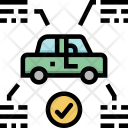 Car Maintenance Checked Icon