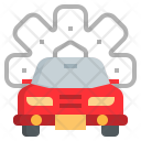 Car Maintenance Service Icon