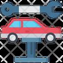 Car Maintenance Mechanic Icon