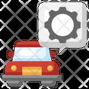 Car Management Icon