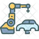 Car Manufcture Icon