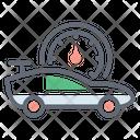 Car Race Vehicle Car Sports Icon